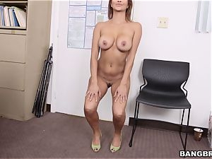 Latina mummy first pornography Shoot at Bangbros hih13659