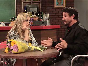 stellar wifey Brandi love gets her husband back
