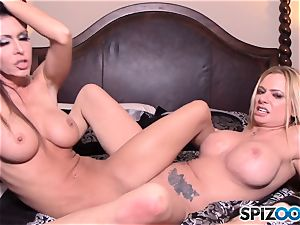 Briana Banks and Jessica Jaymes live web webcam show