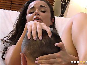 Dillion Harper penetrating her BFFs parent just for joy