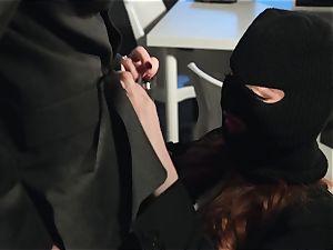Zara DuRose drilled in her pinkish vagina