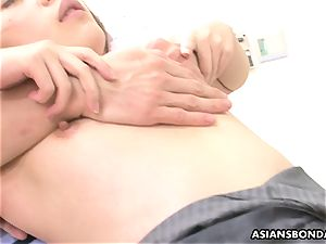 pulverizing her at a convenience store missionary style