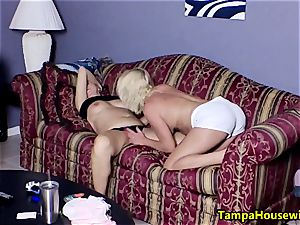 Ms Paris Rose in two mischievous femmes with toys