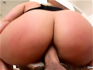 LiveGonzo Phoenix Marie anal fuck-a-thon wifey