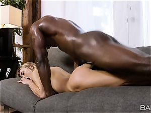 Natalia Starr cant wait to sense that bbc deep inwards her