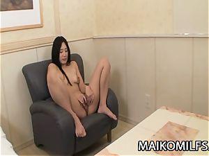 Tomomi Sawamura: wild JAV cougar Feasting On puny man-meat