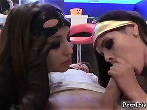 mommy plumbs crony friend s sonnies hidden camera Halloween panic