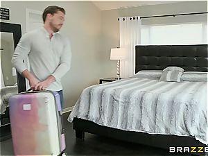 Brandi enjoy put her sonnie in law to the test