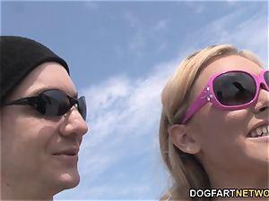 buttfuck hoe Katie Summers Has jiggling ejaculation On big black cock
