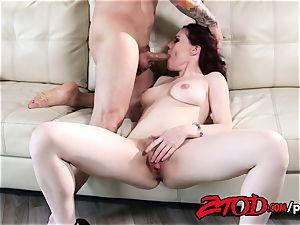 Jessica Ryan got romped until ejaculation