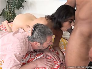 Penelope Reed Takes Dance and banging Lessons
