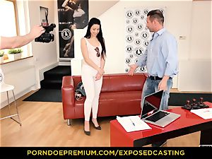 exposed audition - Taissia Shanti nailed stiff in her booty