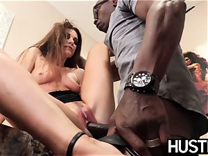 killer India Summers sprays after chomping down bbc