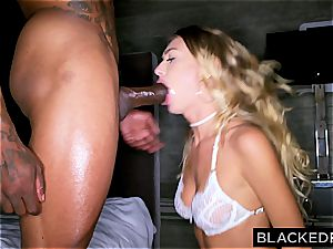 Natalia Starr gets poked by a giant ebony brotha