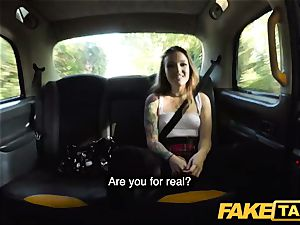 fake taxi diminutive Kylie Nymphette poon drilled