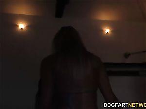 Jasmine Jae and Lexi Lowe enjoy big black cock ass-fuck with Mandingo