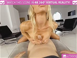 VR PORN-Nicole Aniston Gets penetrated stiff and deep-throats