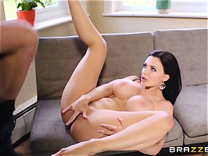 Aletta Oceans awesome rump is manstick poked