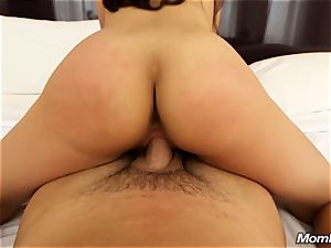 chinese unexperienced Filipino Pinoy point of view pulverizing and facial cumshot