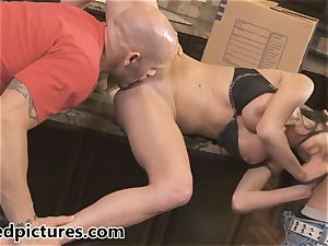 Veronica Avluv gets her revenge with a super-hot three-way